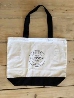 Hudson Nuts Tote Bag
